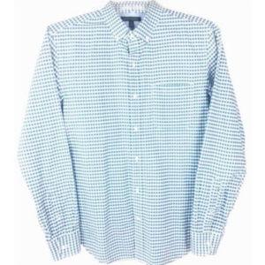 Banana Republic Mens Oxford Dress Shirt Size M